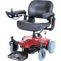 ActiveCareCobalt X23 Power Wheelchair # cobaltx23rd16fs