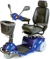 ActiveCarePilot 3-Wheel Power Scooter # pilot2310bg18cs