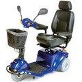 ActiveCarePilot 3-Wheel Power Scooter # pilot2310bl18cs