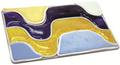 Skil-Care Activity Tray, Wavy Gel & Fabrics (Blue & Yellow) # 914671 - each