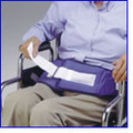 "Skil-Care Soft Belt, Self-Release, Resident-Friendly Buckle # 301275 - 6"" high, each"