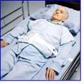 Skil-Care Sleeper Jacket # 305104 - Med, each