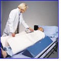 """Skil-Care In-Bed System including Positioning Pad and two 34"""" Wedges # 555036 - set"""