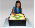 Skil-Care Sensory Star for use with Light Box # 914586