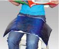 "Skil-Care Rectangular Lap Pad - 10""*22"", 7 lbs # 914508"
