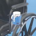 """Maddak Wheelchair Cup Holder # F706220001 - 7"""" x 6"""" x 3"""", each"""