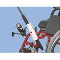 "Maddak Fishing Pole Holder For Wheelchair # H706631000 - 8.5"" x 5"" x 2"", each"