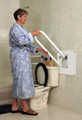HealthCraft P.T. Rail Wall Mount Plate # PT-WP-WD