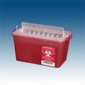 Plasti Horizontal Entry Sharps Containers # 145004