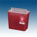 Plasti Horizontal Entry Sharps Containers # 145008