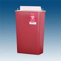 Plasti Horizontal Entry Sharps Containers # 145014