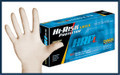 Hi-Risk Latex Exam Gloves # HRL50 - 50/box, 10bx/cs
