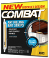 Dial Insecticides # 2340000999 - Combat Bait Strips, Ant Kill, 5/pk, 12 pk/cs