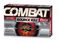Dial Insecticides # 2340041910 - Combat Source Kill, Regular Bait, Small Roach, Open, 12/pk, 12 pk/cs