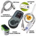 Dynarex Finger Pulse Oximeter # 7088
