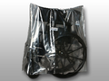 "ELKAY EQUIPMENT COVERS # BORR302035 - Equipment Cover, Clear, Wheelchair, 1.5 mil, 30"" x 20"" x 35"", 200/rl, rl - Careforde Healthcare Supply"