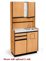 Hausmann Accent Cabinets # GTM-36-28-04R - Careforde Healthcare Supply