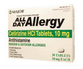 MAJOR ALLERGY TABLETS # 255548