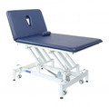 "STONEHAVEN CANYON BO-BATH BALANCE TABLES # BAL2065-02 - Treatment Table, 1-Section, Imperial Blue, 85""L x 48""W x 22""H"