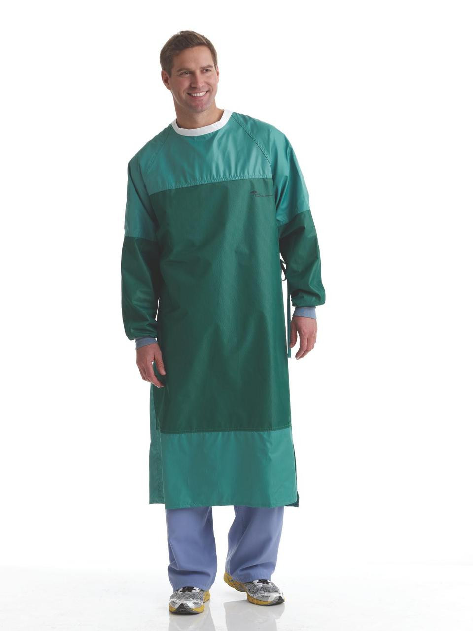 Medline Level 3 Surgical Gowns with GORE Fabric, Panel Coverage ...