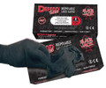 MYDENT BLACKJACK POWDER-FREE LATEX GLOVES # LG-8006