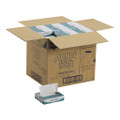 "Georgia-Pacific Angel Soft PS Premium Facial Tissue # 48550 - Facial Tissue, White Flat box,Individual Box Dimensions (LXWXH): 6.0"" x 4.94"" x 1.64"", Personal size, 50sh/bx, 60bx/cs,"