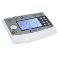 Roscoe Quattro 2.5 Professional Electrotherapy Device # DQ8450 - provides IF 4-Pole, IF 2-Pole, Russian, EMS and TENS waveforms with two separate timers