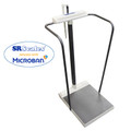 "SR Instruments Digital Stand-on Scale # SR555i - weight capacity 1000 Lbs, 15.75"" x 18.50"""