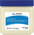 Cumberland Swan Petroleum Jelly # 1000037737 - Petroleum Jelly 13 oz, 12/cs (06927)