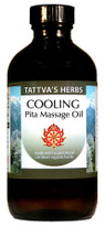 Cooling Body and Massage Oil - Pitta Balancing