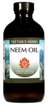 Neem Oil - Pure & Uncut  Certified Organic (OUT OF STOCK)