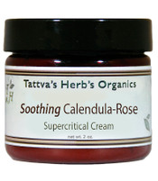 Soothing Calendula-Rose Cream