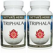 Triphala  Holistic Extract- Non GMO 240 V caps 500mg