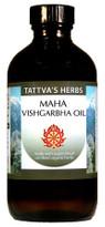 Maha Vishgarbha Oil, 4 oz  (OUT OF STOCK til mid-March)