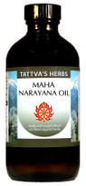 Maha Narayana Oil, 4 oz.