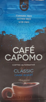 Capomo  -  THE  Coffee Alternative - Caffeine, Gluten Free and Delicious. 22 oz.'s  (2 pack)
