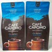 Capomo  -  THE  Coffee Alternative - Caffeine, Gluten Free and Delicious. 22 oz.'s  (2 pack)