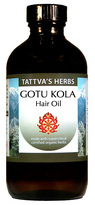 Gotu Kola (Brahmi)  Hair Oil