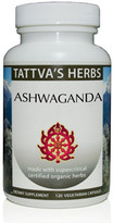 Ashwagandha Holistic Extract - Adrenal Support - Stress Relief - Sleep Aid - Organic Non GMO Supplement 500 mg. 120 Vcaps 1 Month Supply