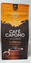 Turmeric Capomo 11 oz.  A REAL Coffee Alternative. Caffeine,Gluten Free and Delicious.