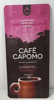 Caramel Capomo 11 oz.  A REAL Coffee Alternative. Caffeine,Gluten Free and Delicious.