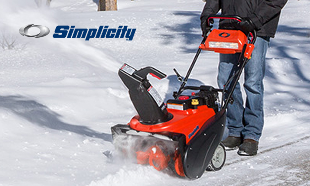 Simplicity Snowblower Parts