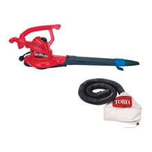 Toro 51436 Ultra Electric Leaf Blower and Vacuum Kit