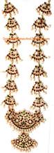 Bharatanatyam jewelry long necklace