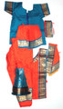 Kuchipudi dance dress
