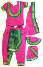Indian dance costume