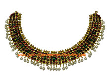 Dance jewelry - An Indian temple jewellery ornament for dance