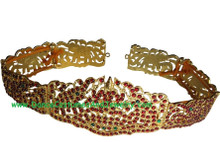 dance jewelry belt - An Indian temple jewellery ornament for dance