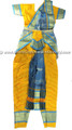 Bharathanatyam dance Costume