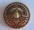 Peacock style design Rakodi, Kemp temple jewelry